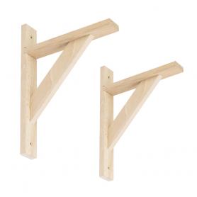 WDW konzole dřevěná, buk