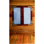 Závěs okenicový jedn. 250x200 d 13 mm L+P - ZN