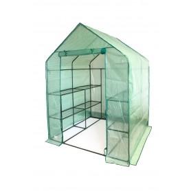 Zahradní skleník canna II 141x142x195