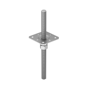 Patka sloupku - PSR 80x250x4,0