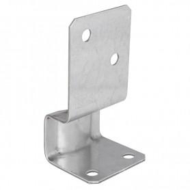 Patka sloupku – šroubovací do betonu - PSK