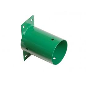 Stěnová kotvící botka pro kulaté trámy fi 100 zelená - GHL 2