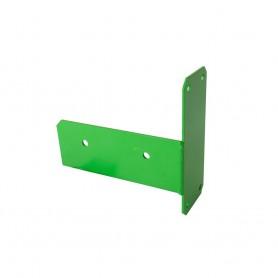 Stěnová kotvící botka trámu 90x200x3,0 zelená  - GHL 5