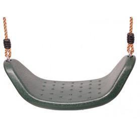 Plastová houpačka - tmavě zelená - GHS 2