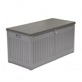 Záhradní box - CYGNUS 270 litrů, světle šedá