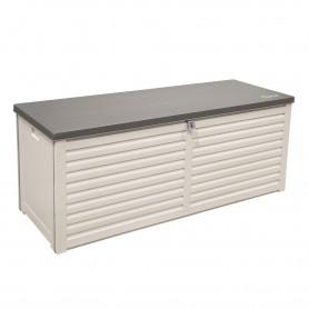 Záhradní box - LARUS 390 litrů, béžový